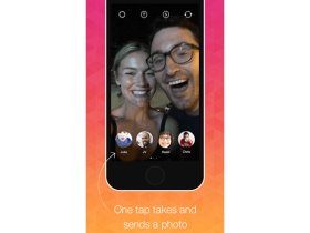 Instagram也出照片短视频聊天应用Bolt,像极了TapTalk+Slingshot+Snapchat合体
